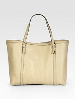 Gucci - Gucci Nice Microguccissima Tote