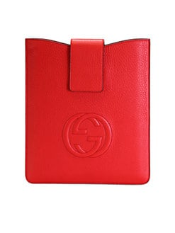 Gucci - Soho Leather iPad Case