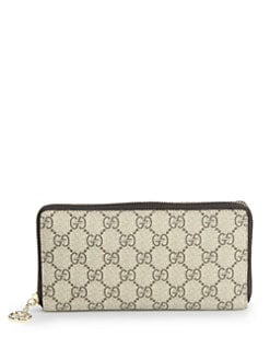 Gucci - GG Pierce Zip-Around Wallet