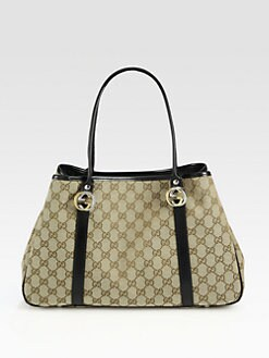 Gucci - GG Twins Medium Tote Bag