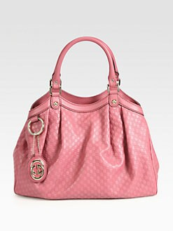 Gucci - Sukey Microguccissima Tote