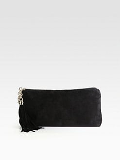 Gucci - Broadway Leather Evening Clutch