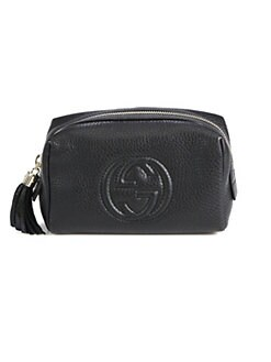 Gucci - Soho Medium Leather Cosmetic Case