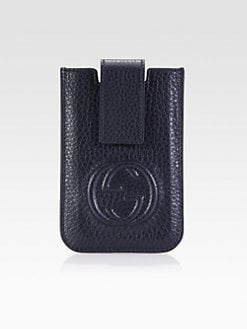 Gucci - Soho Leather iPhone 4/4s Case