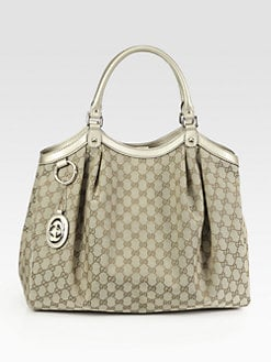 Gucci - Sukey Large Top Handle Bag