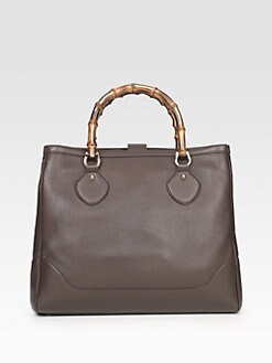 Gucci - Diana Bamboo Medium Top Handle