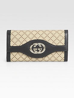 Gucci - Sukey Continental Wallet