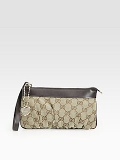 Gucci - Heart Wristlet
