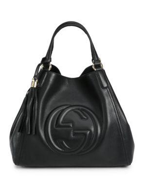 gucci female 251705 soho medium hobo bag