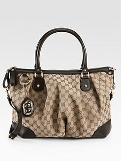 Gucci - Original GG Top Handle Bag