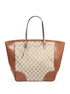 Gucci - Bree Original GG Canvas Tote