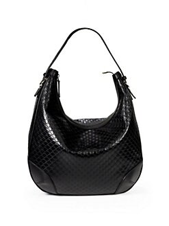 Gucci - Gucci Nice Microguccissima Hobo