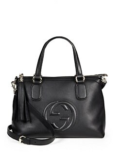 Gucci - Soho Leather Top Handle Bag