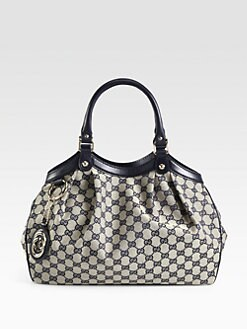 Gucci - Sukey Original GG Canvas Tote