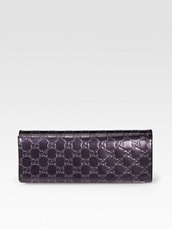 Gucci - Broadway Shine Guccissima Evening Clutch