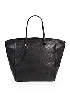 Gucci - Bree Guccissima Tote