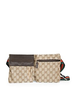Gucci - Original GG Canvas Belt Bag