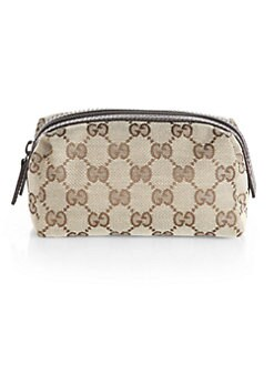 Gucci - Balthus Small GG Cosmetic Case