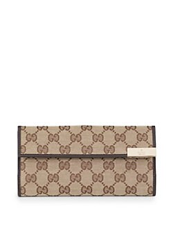 Gucci - Dice Continental Wallet