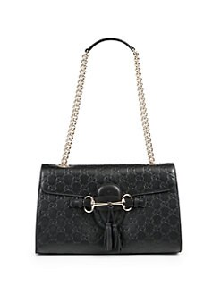 Gucci - Emily Medium Shoulder Bag