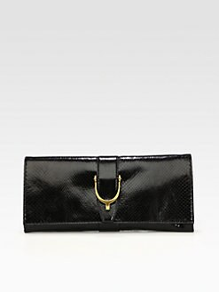 Gucci - Soft Stirrup Clutch