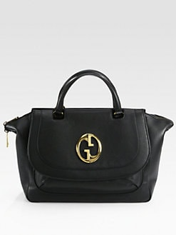 Gucci - Gucci 1973 Medium Top Handle Bag