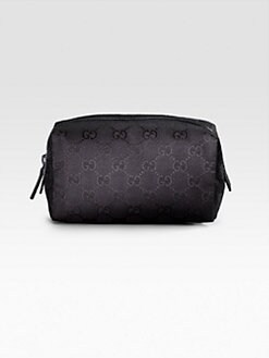 Gucci - Balthus Original Logo Large Cosmetic Case