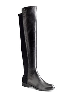 Stuart Weitzman - Over-The-Knee Flat Boots