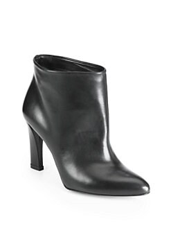 Stuart Weitzman - This Is Great Point Toe Ankle Boots