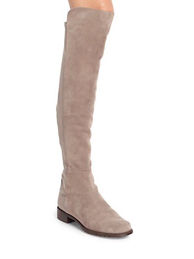 5050 Over-the-Knee Suede Boots