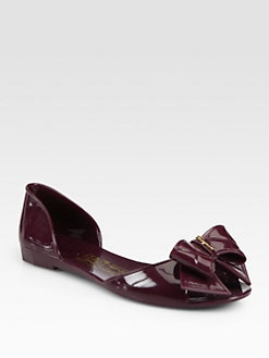 Salvatore Ferragamo - Barbados Jelly Sandals