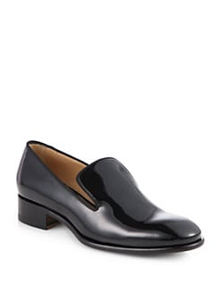 Salvatore Ferragamo - Rimella Patent Leather Loafers