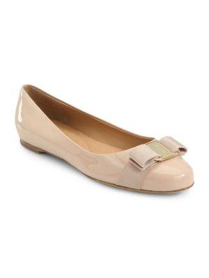 Varina Patent Ballet Flats