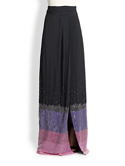 Boy. by Band of Outsiders - Sequined Maxi Skirt