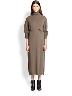 Christophe Lemaire - Cashmere Sweater Dress