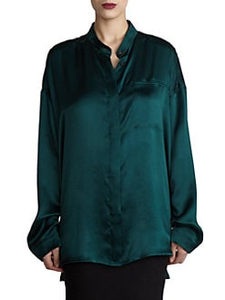 Haider Ackermann - Silk Blouse