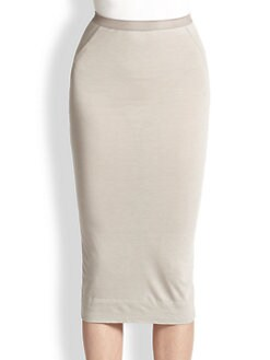 Rick Owens Lilies - Jersey Pencil Skirt