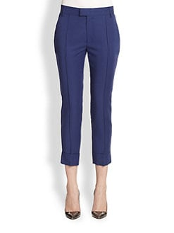 Band of Outsiders - Cuffed Ankle Pants