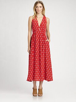 Boy. by Band of Outsiders - Silk Sailboat Dress