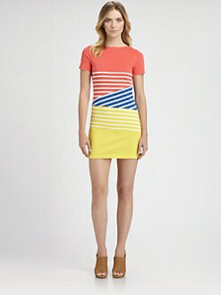 Boy. by Band of Outsiders - Breton Stripe Dress
