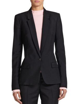 Single Wool Suit-Jacket