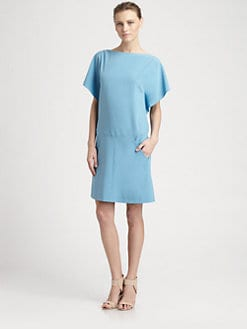 Cacharel - Stretch Crepe Dress