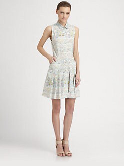 Cacharel - Floral Tennis Dress