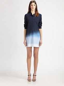 Boy. by Band of Outsiders - Ombre Shirtdress