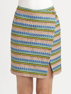 Boy. by Band of Outsiders - Wrap Skirt