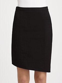 Costume National - Asymmetrical Skirt