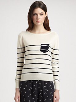 Boy. by Band of Outsiders - Stripe Sweater