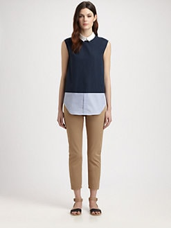 Boy. by Band of Outsiders - Mixed Sleeveless Shirt