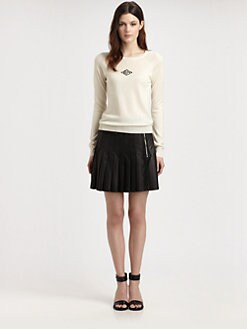 Boy. by Band of Outsiders - Monogram Sweater