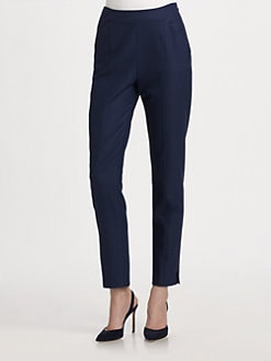 Cacharel - Cropped Wool Pants